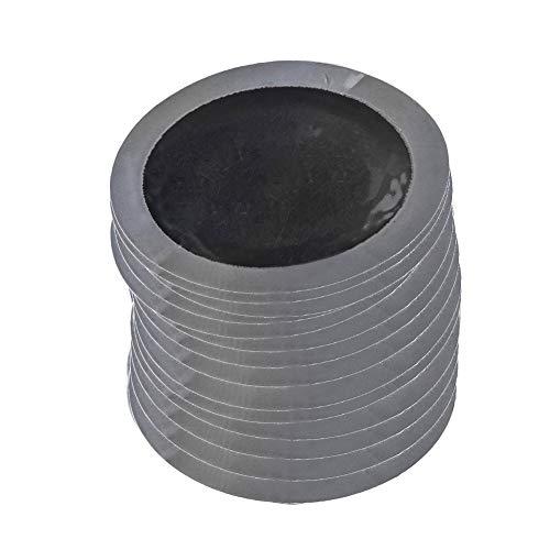 Parche De Reparación De Neumáticos -150 Unids/Caja 42mm Coche Redondo Caucho Natural Neumático Reparación De Pinchazos Parche Frío Parches Sin Cámara