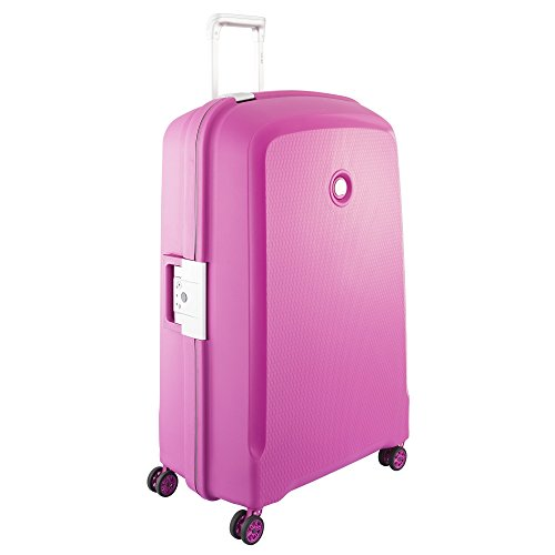DELSEY Paris Belfort Plus Maleta, 82 cm, 136 Liters, Rosa (Rose)