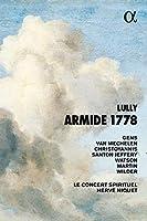 Armide 1778 -CD+Book-