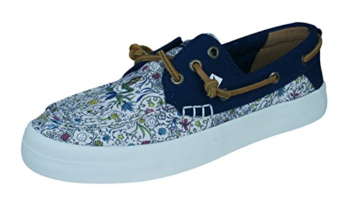 Sperry Crest Resort Mermaid Natural Zapatos Barco