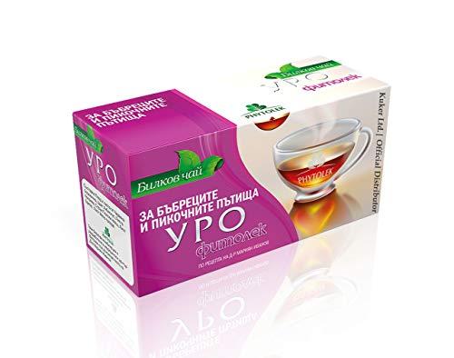 Harntrakt Tee Nierentee Kräutertee Gesundheit Mix Hibiskus Tee Brennnessel Tee Bärbeere Tee Birke Tee Schachtelhalm Tee Cranberry Reinigung Blase Detox Beutel 30 g