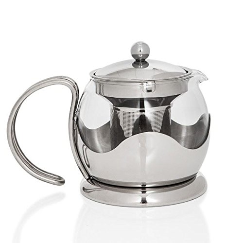 Sabichi 750ml Glass Teapot with Infuser