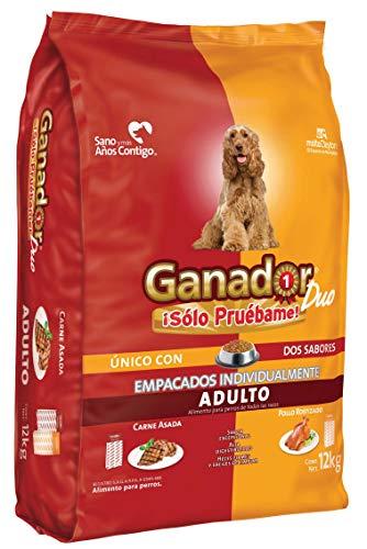 ganador alimento cachorro fabricante Ganador