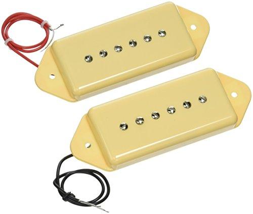 Set of 2pcs Cream Ivory Guitar P90 Soapbar Pickup | Amazon