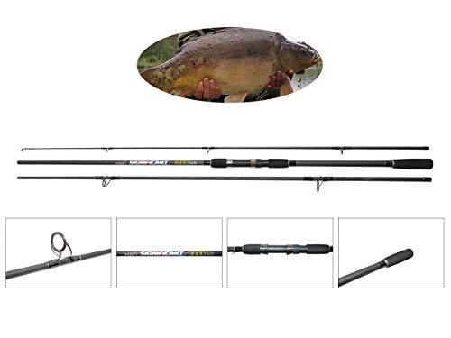 Anaconda Corky 12ft 3,60m 3tlg 3lb 3,00lb 5632365 Karpfenrute Carp Rod