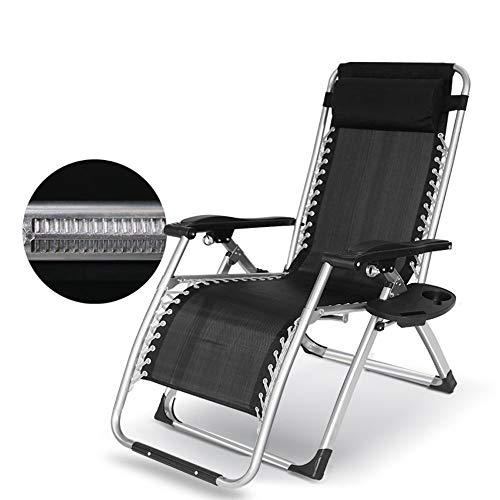 YLCJ Vouwstoel | Vouwstoel verstelbaar vouwen Eenvoudige strandstoel Siesta bureaustoel stoel stoel voor ouderen kind Gewicht 200 kg 178x65x80 cm A ++