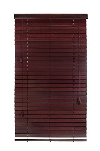 Wooden blinds are a practical spin on traditional 5th anniversary gifts for men