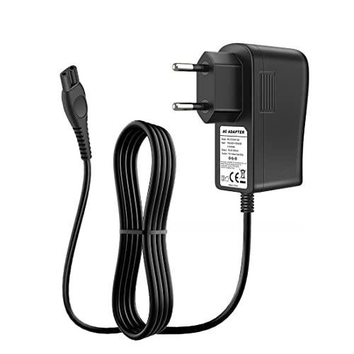 Outtag 15V 0.36A Cargador de fuente de alimentación para afeitadora Adaptador para Philips HQ9190 HQ8875 HQ8505 HQ7310 HQ-Serie HS8020 HS8420 PT927 PT923 PT919 PT739 RQ1075 RQ1051 RQ1095 Serie 6/7/8