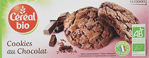 Céréal Bio Cookies au Chocolat 160 g