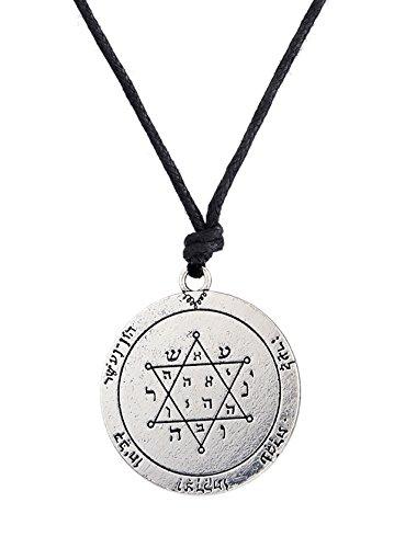 Skyrim Stilvolle slawischen kolowrat Amulett Anhänger Talisman Pagan Unisex Halskette