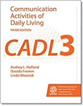 Proed CADL-3: Communication Activities of Daily Living–Third Edition