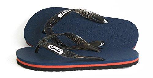 Locals Navy Flip Flop Sandal 11quot Length