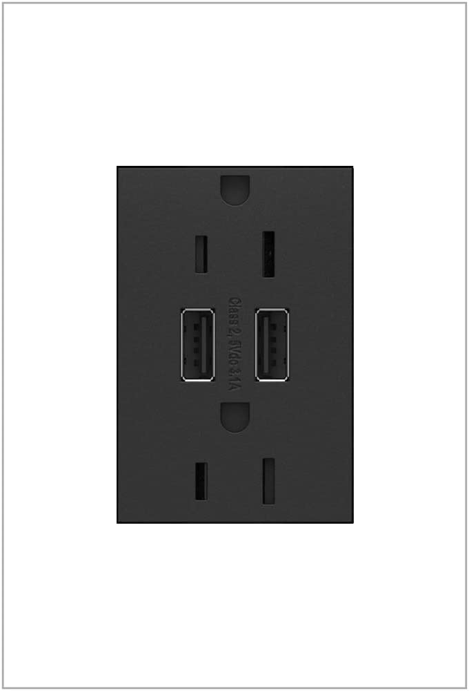 Dual USB Special price for a limited time unisex Plus-Size Outlet Combo
