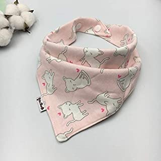 Baby feeding supplies Bandana Bibs Cloths Toddler Boys Saliva Scarf Feeding Accessories Things Bibs Pacifier Baby Bibs for Boys and Girls Suitable for infants and toddlers