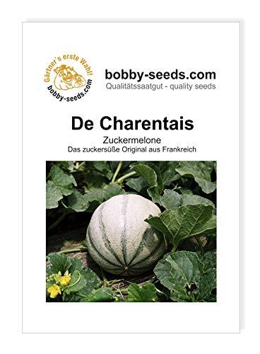 Bobby-Seeds Melonensamen de Charentais...