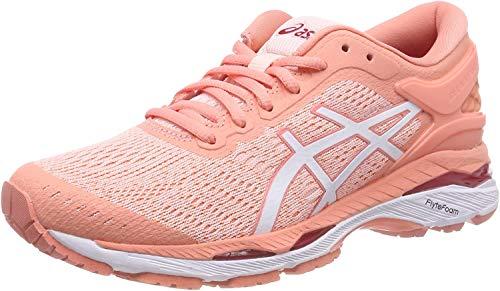 Asics Gel-Kayano 24, Zapatillas de Running Mujer, Rosa, 38 EU
