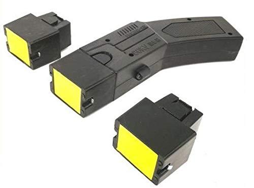 Little Wolf Taser Stun Gun Self-Defense Weapon Anti-Riot Tool 3 Cartridges with Holster and Laser 15...