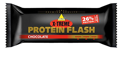 Inkospor X-Treme Protein Flash Riegel, Schokolade, 30 x 65g