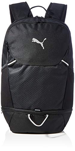 Puma Vibe Backpack Mochilla, Unisex Adulto, Black, OSFA