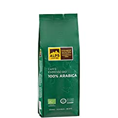 Alps Coffee Espresso 100% Arabica Bio 500g