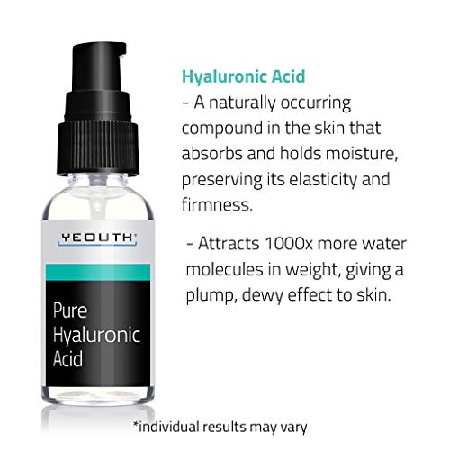 YEOUTH Pure Hyaluronic Acid Serum