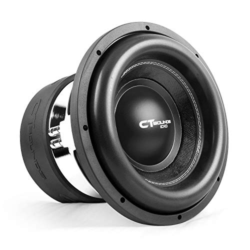 CT Sounds EXO-12-D1 5000 Watts Max 12 Inch Competition Car Subwoofer Speaker Dual 1 Ohm
