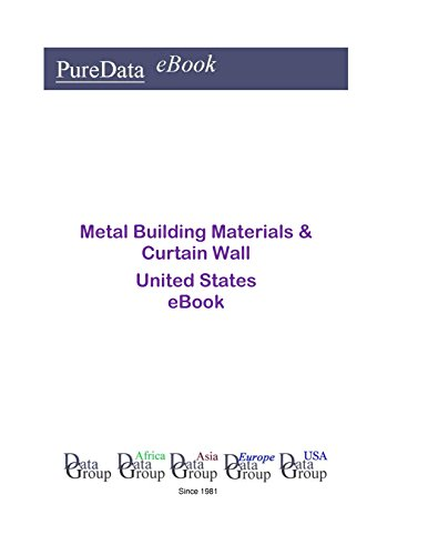 Metal Building Materials & Curtain Wall United States: Market Sector Revenues in the United States (English Edition)