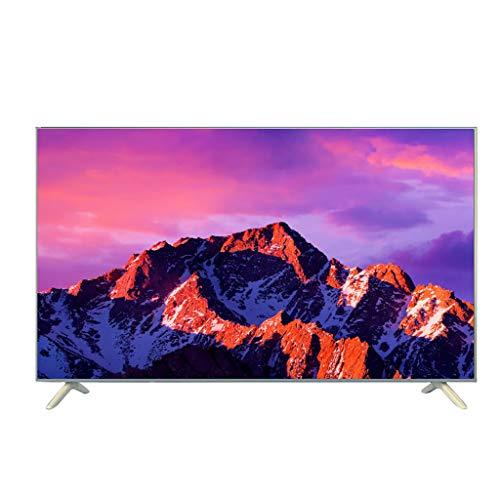 Tasha Smart TV 42 Pulgadas Pantalla HD + Calidad de Imagen HDR (resolución de 1920 × 1080), Pantalla De Brillo 450cd / ㎡, Pantalla LCD Curva, Interfaz USB2.0, Proyección De TV WiFi