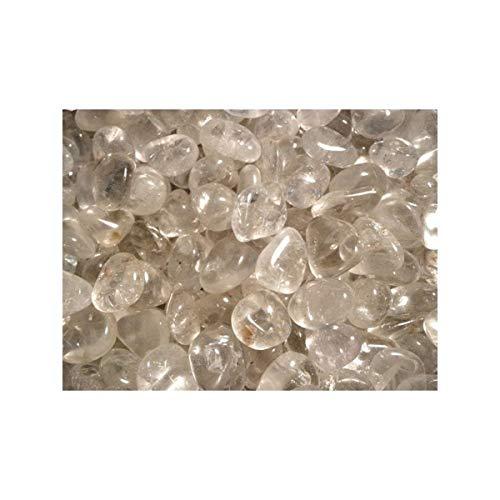 Rodados de Cuarzo Blanco (Pack de 250 gr) 2x1 cm Minerales y Cristales, Belleza energética, Meditacion, Amuletos Espirituales
