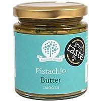 Nutural World - Mantequilla Suave de Pistacho (170g) Galardonado al Mejor Sabor