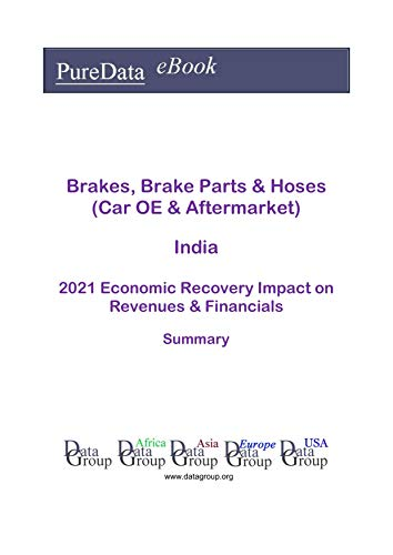 Brakes, Brake Parts & Hoses (Car OE & Aftermarket) India Summary: 2021 Economic Recovery Impact on Revenues & Financials (English Edition)