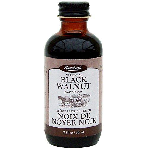 RAWLEIGH Black Walnut Flavoring: 2 FL OZ -  Vitamins Direct, 100904