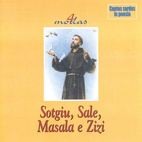 Giuseppe Sotgiu, Sale & Mario Masala & Bernardo Zizi