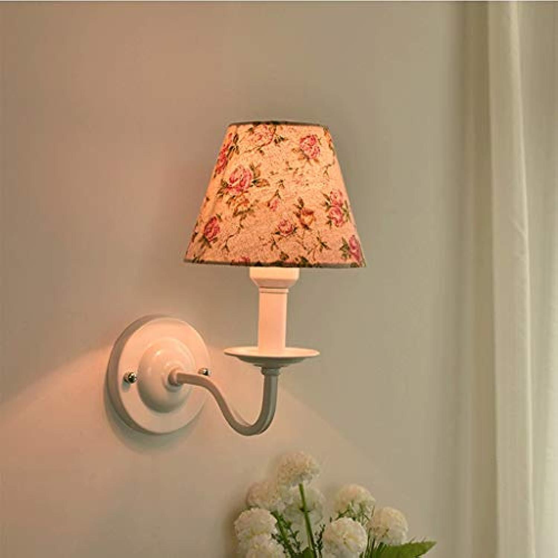 Wandleuchte Wandleuchte - 2106wh Nordic Garden Bedside Bedroom Kreative Studie Wohnzimmer Glaslampen (Farbe   C)