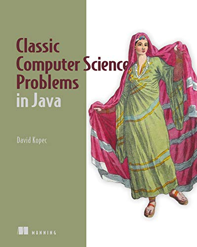Classic Computer Science Problems in Java