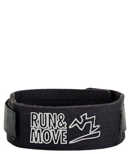 Chipband Run&Move von Perfacts! Fb. schwarz, Einheitsgröße, Running, Duathlon, Triathlon