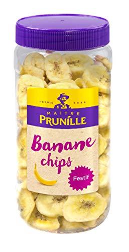 Maitre Prunille Bananes Chips 280 g