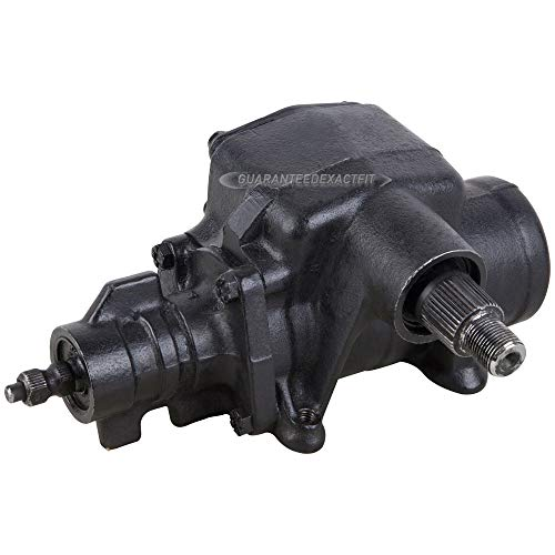 Remanufactured Power Steering Gear Box Gearbox For Ford E-250 & E-350 1997-2004 - BuyAutoParts 82-00787R Remanufactured