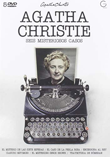 Agatha Christie. Seis misteriosos Casos [DVD]