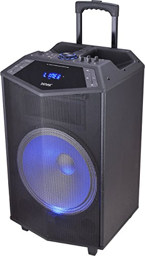 Denver Bluetooth Lautsprecher TSP-504, schwarz