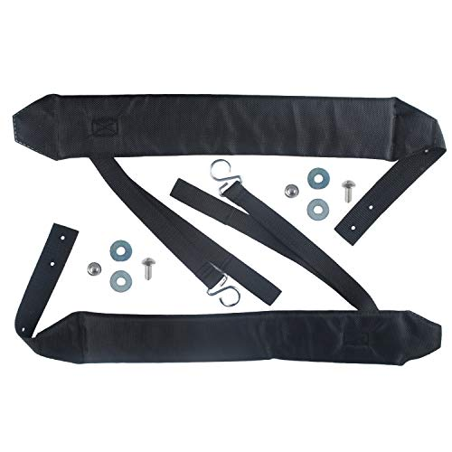Backpack Blower Straps for Echo Replace C061000100, P021001770, 30030008260, P021001760, 30030008261 Fit Fits PB-260, PB-403, PB-403H, PB-403T Leaf Blower Shoulder Strap Kit
