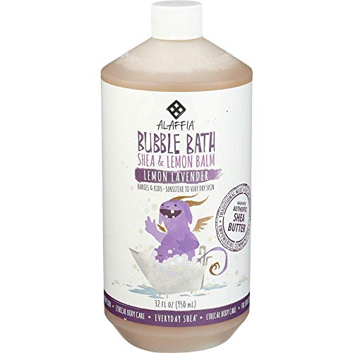 Everyday Shea - Bubble Bath (Babies & Up) Lemon Lavender 32 fl.oz