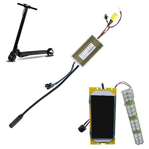 Tickas Pantalla de visualización de Scooter eléctrico + 36 V Controlador de...