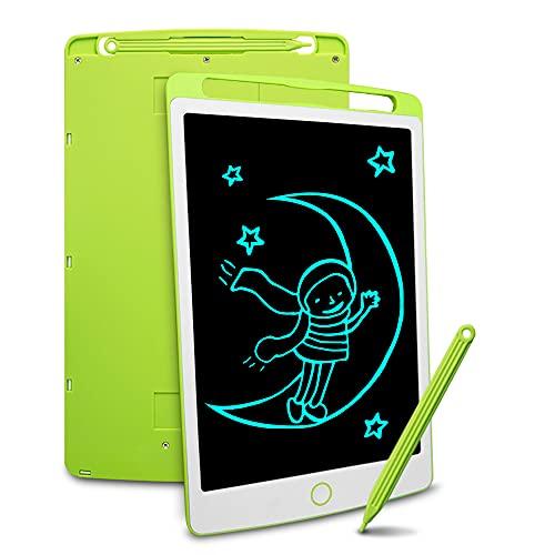 Richgv Tavoletta Grafica LCD Scrittura Digitale, Elettronico 8.5 Pollici Portatile lavagna Cancellabile Disegno Pad Writing Tablet con Stilo per Bambini Adulti della Casa Scuola Ufficio