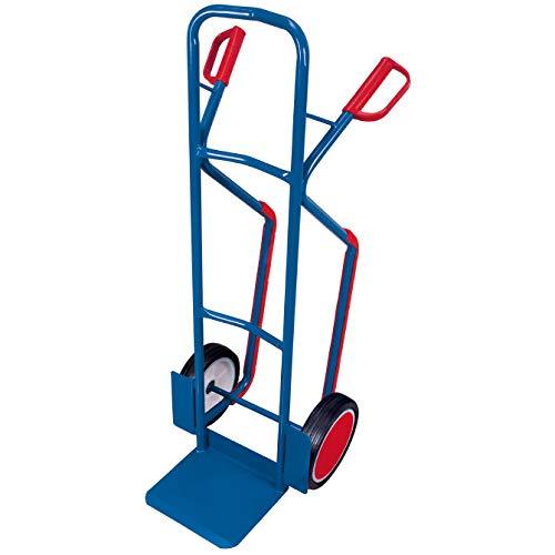 VARIOfit® Sackkarre aus Stahl mit Vollgummibereifung Tragkraft 250 kg
