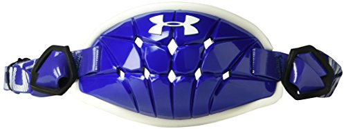 Under Armour mens Gameday Armour Chin Strap Royal (400)/White One Size Fits All