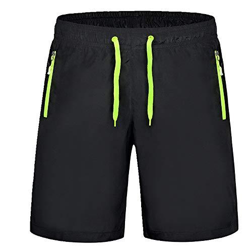 N\P Pantalones de playa grandes para hombre, pantalones cortos de secado rápido para amantes al aire libre, pantalones deportivos para mujer