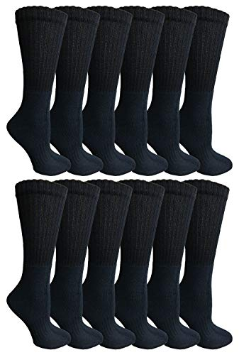 Yacht & Smith Steel Toe Socks
