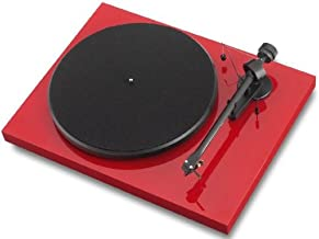 Pro-Ject Debut III - Tocadiscos (2 W, 100-110, 220-240 V, AC