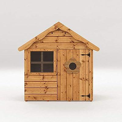 Childrens Wooden Playhouse 4 x 4 OGD085